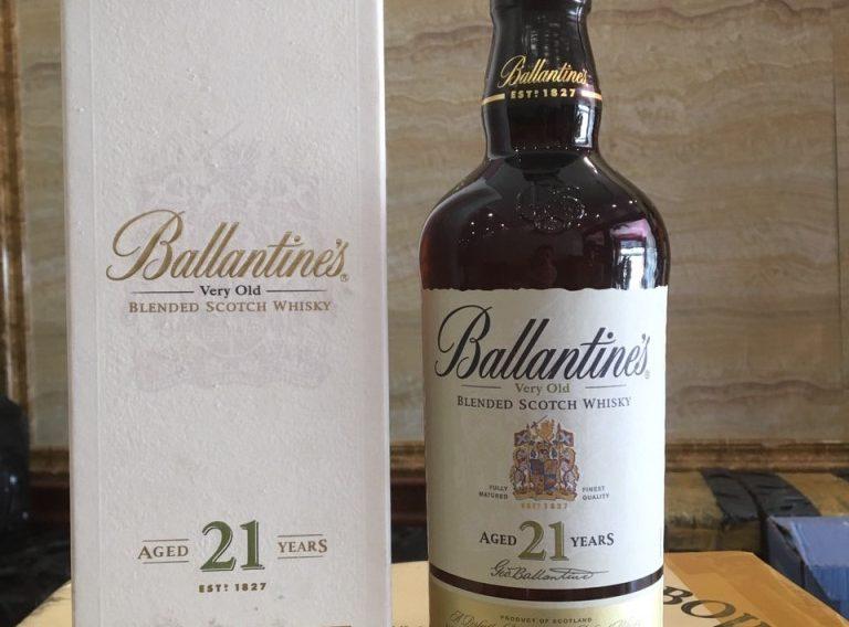 Ruou Ballantines 21 5