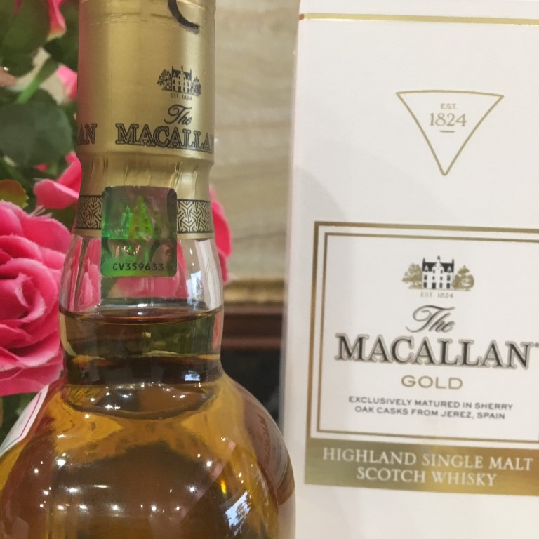 Ruou Macallan Gold 3