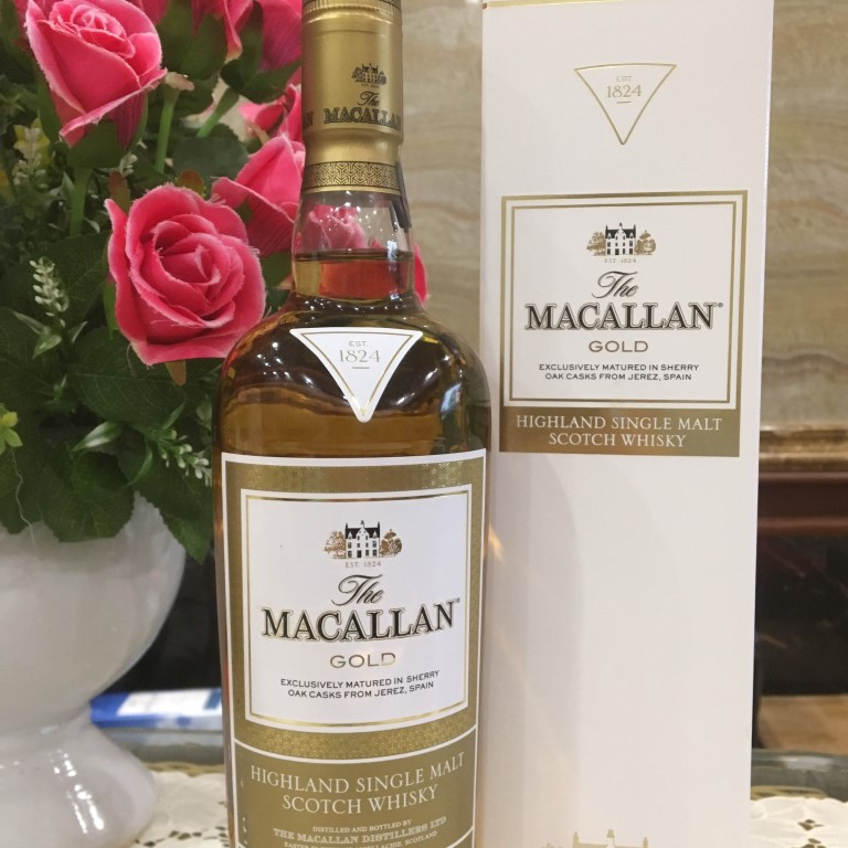 Ruou Macallan Gold 6
