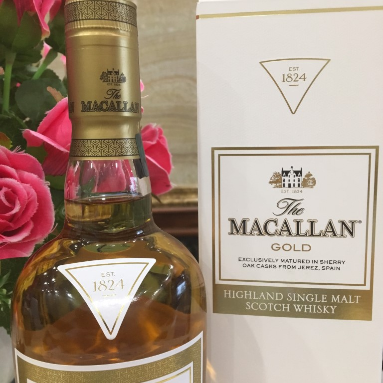 Ruou Macallan Gold 7