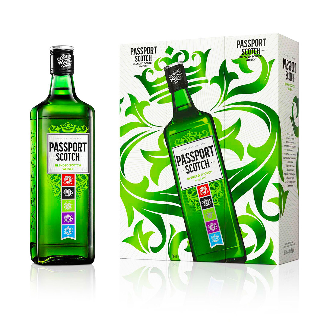 PASSPORT SCOTCH 1l 2019