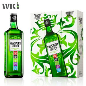 RUOU PASSPORT SCOTCH 1 LIT