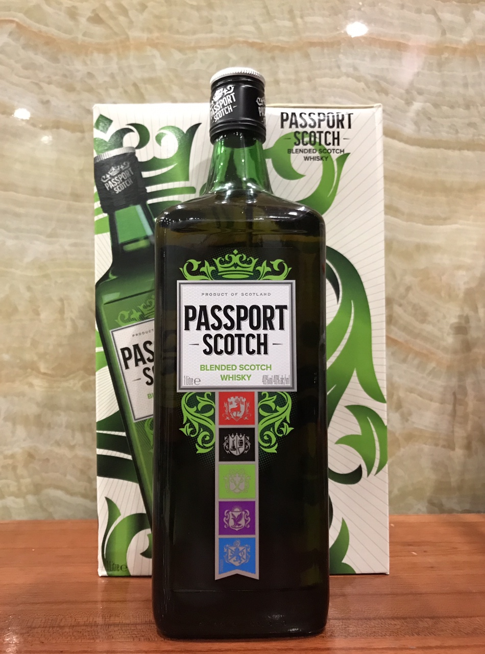 than chai passport scotch 1l