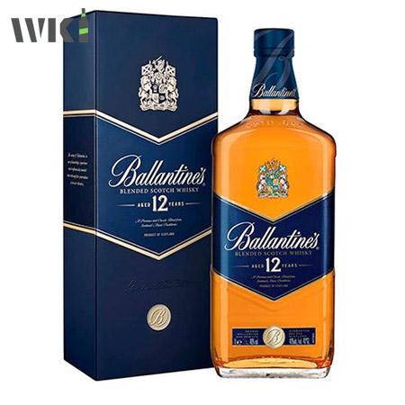 BALLANTINE'S 12 NAM 1l