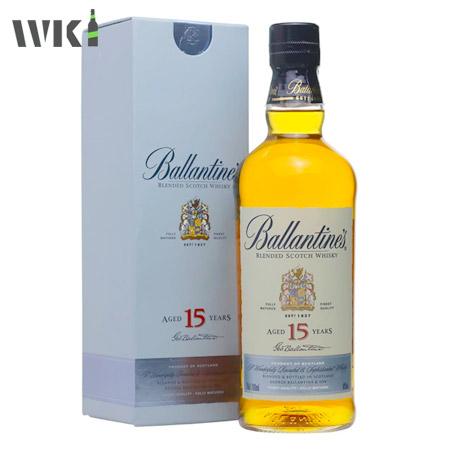 BALLANTINE'S 15 NAM