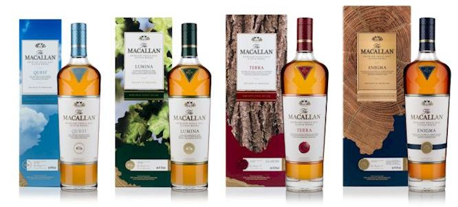 Bo suu tap Macallan Quest