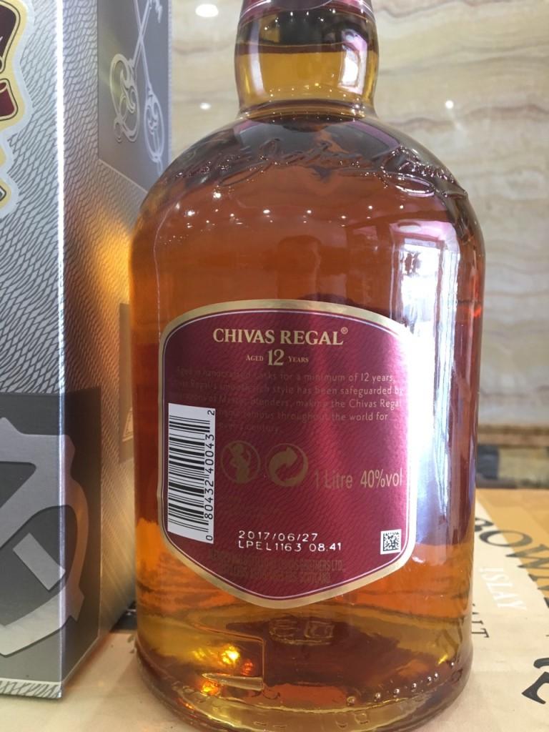 Chivas 12 1 lit 2