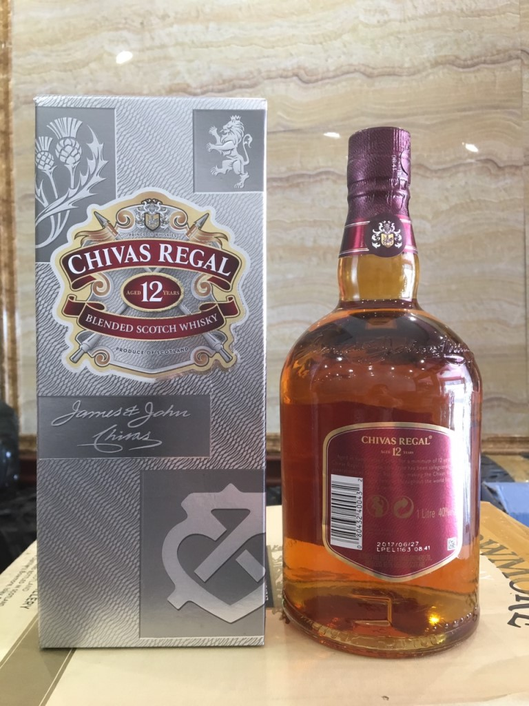 Chivas 12 1 lit 3