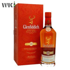GLENFIDDICH 21 NAM 700 ml