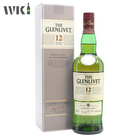GLENLIVET 12 NAM