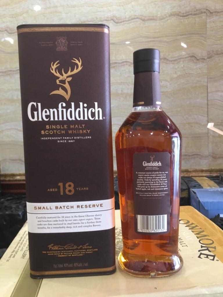 Glenfiddich 18 1