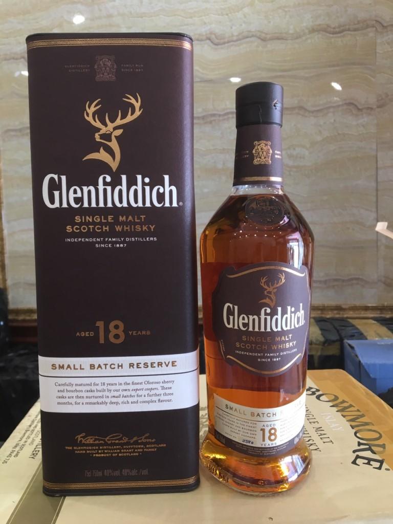Glenfiddich 18 2