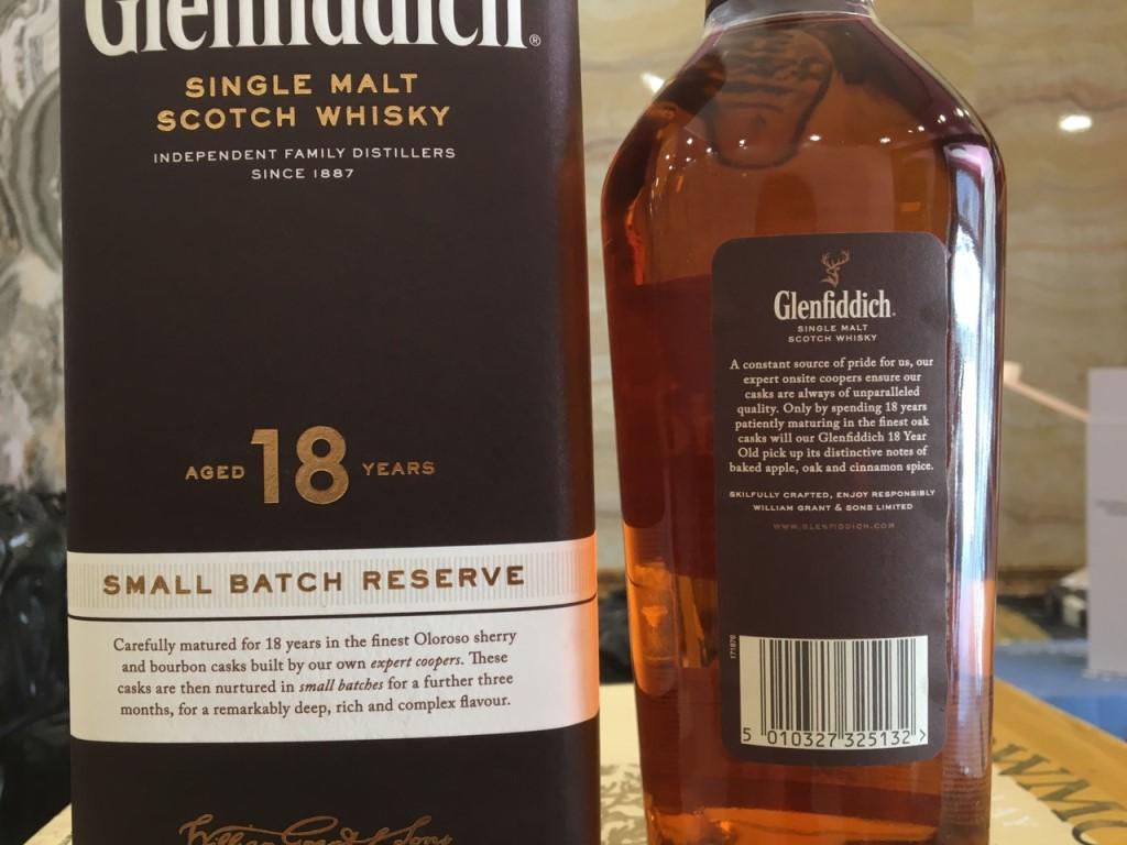 Glenfiddich 18 4
