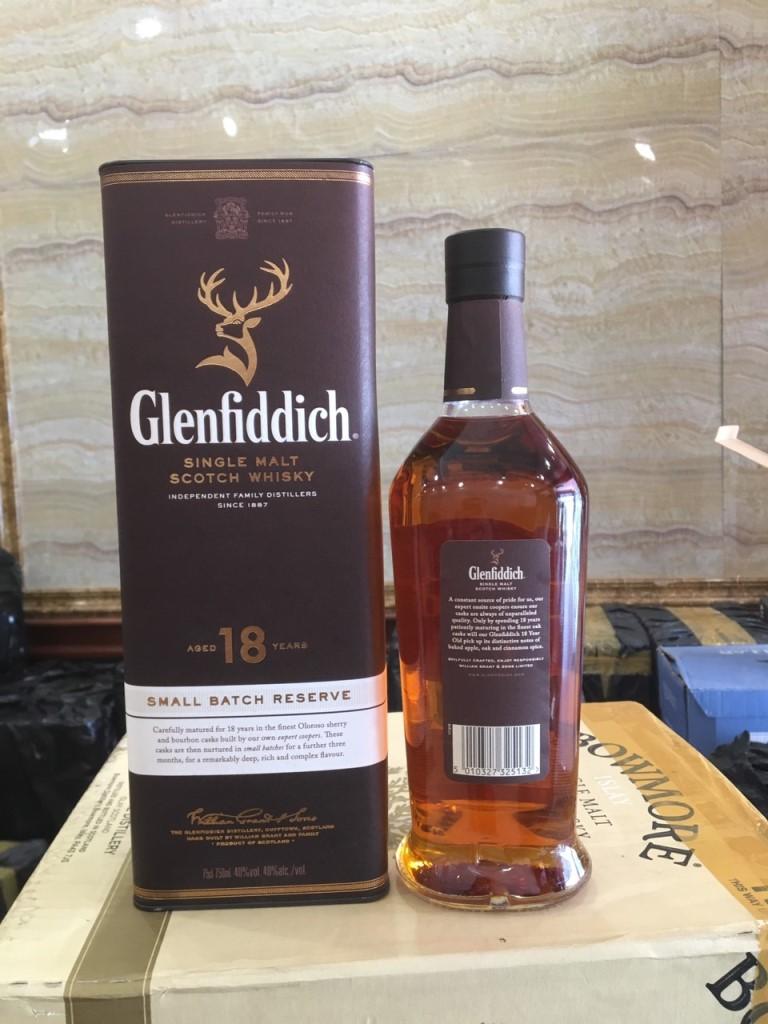 Glenfiddich 18 5