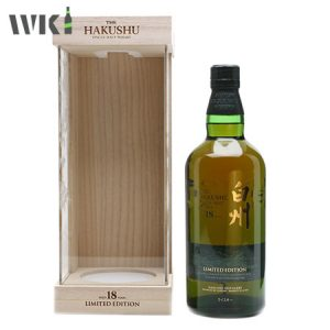HAKUSHU 18 NAM LIMITED EDITION