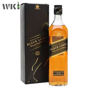 JOHNNIE WALKER BLACK LABEL (750ML)