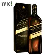 JOHNNIE WALKER DOUBLE BLACK 1l