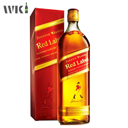 JOHNNIE WALKER RED LABEL 1250ml