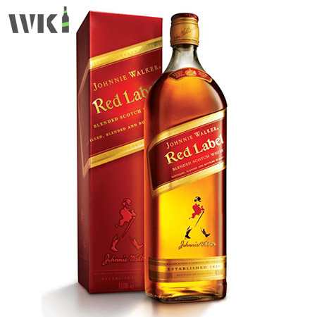 JOHNNIE WALKER RED LABEL 1lit