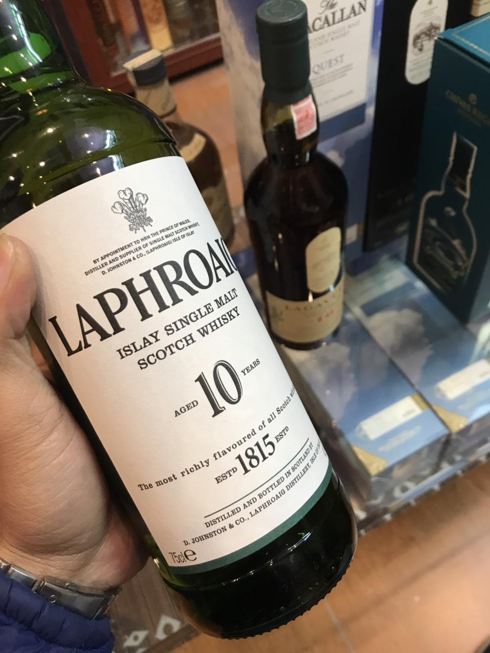 Laphroaig 10 nam 2