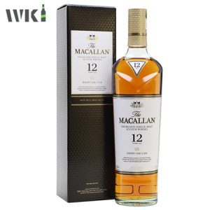 MACALLAN 12 YEAR SHERRY CASK