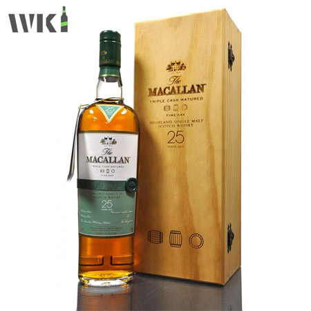 MACALLAN 25 FINE OAK