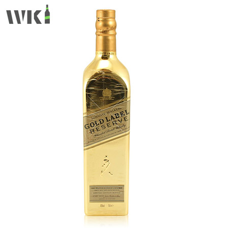johnnie walker gold label reserve limited edition