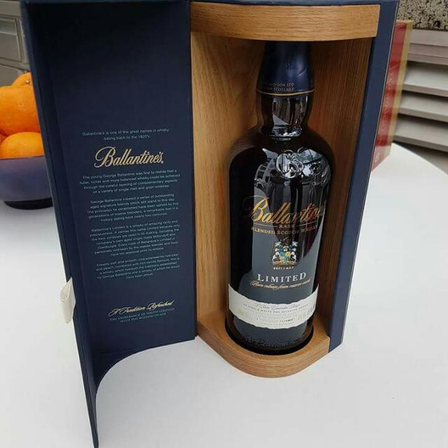 Ballantines Limited Whisky