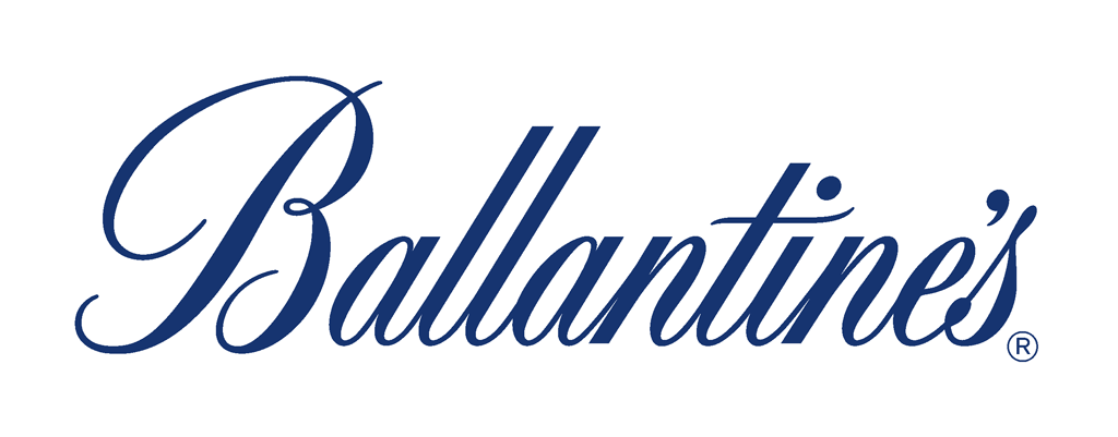 logo hang ruou Ballantine