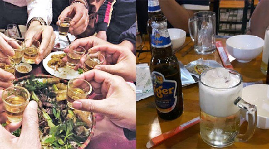 Cách Giải Rượu Bia Nhanh Nhất & Mẹo Vặt Tránh Say Cho Anh Em