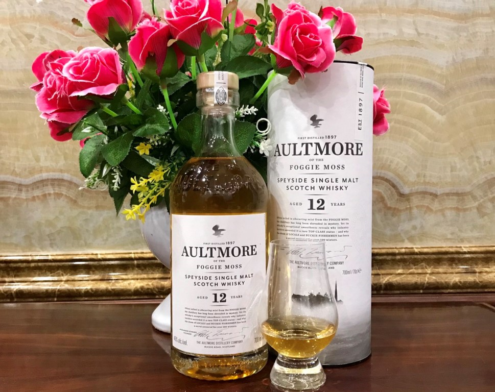 Ruou Aultmore 12
