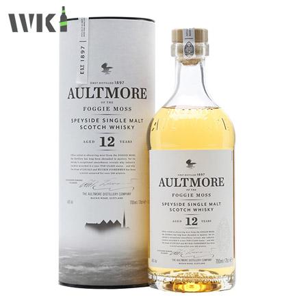 aultmore 12 nam