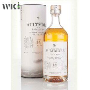 aultmore 18 nam