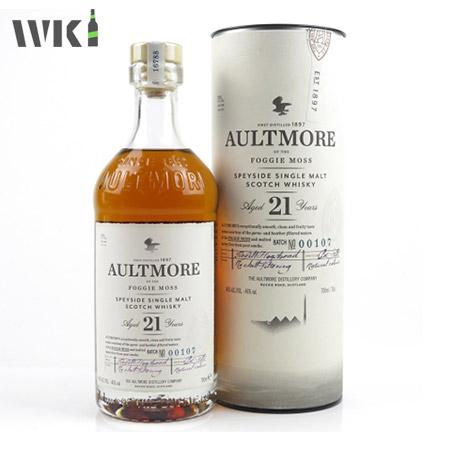 aultmore 21 nam