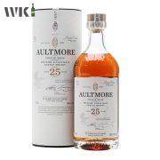 aultmore 25 nam