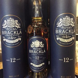 Royal Brackla 12 year