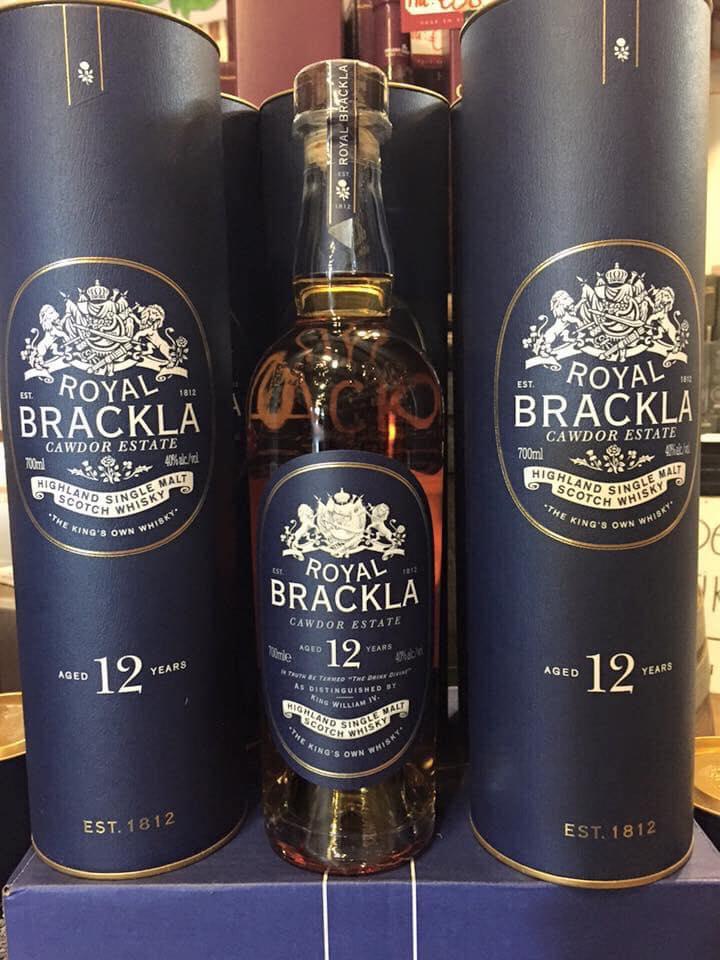 Royal Brackla 12 year