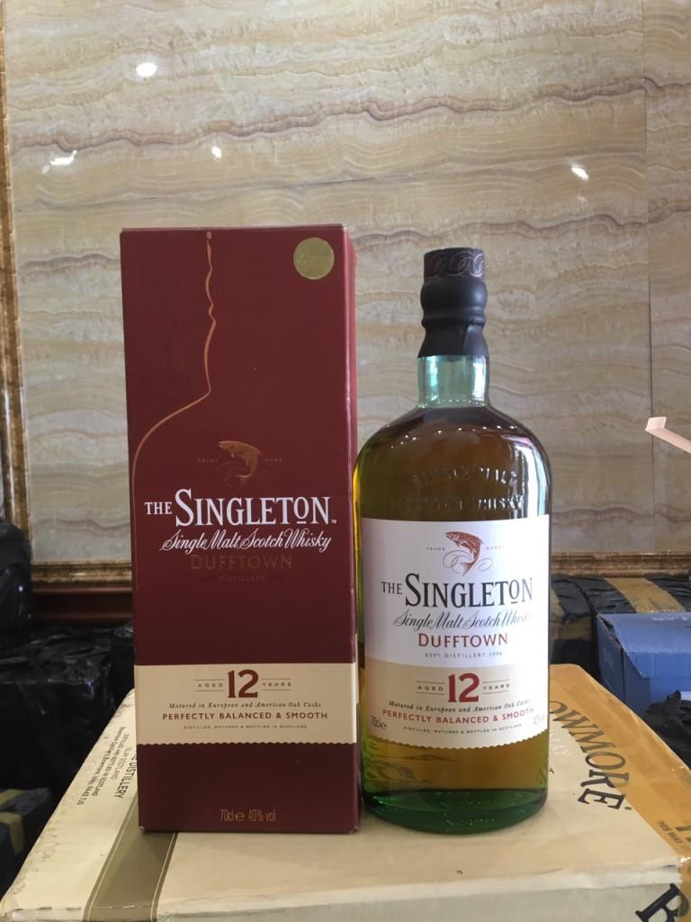 Singleton 12 2