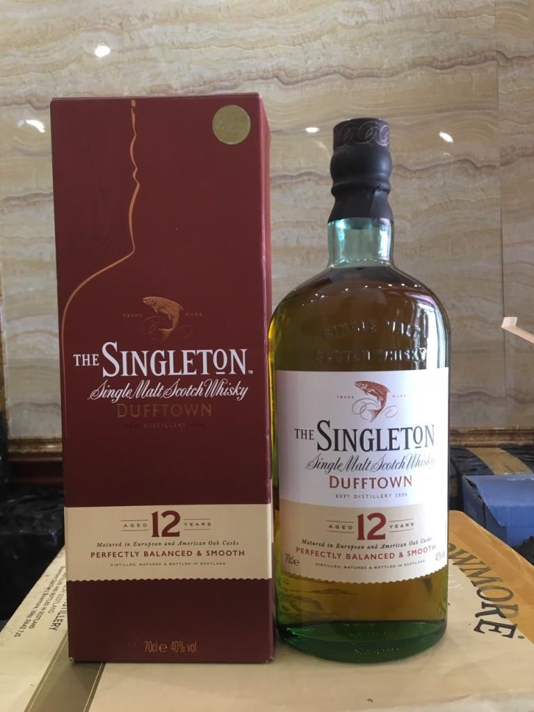Singleton 12 3