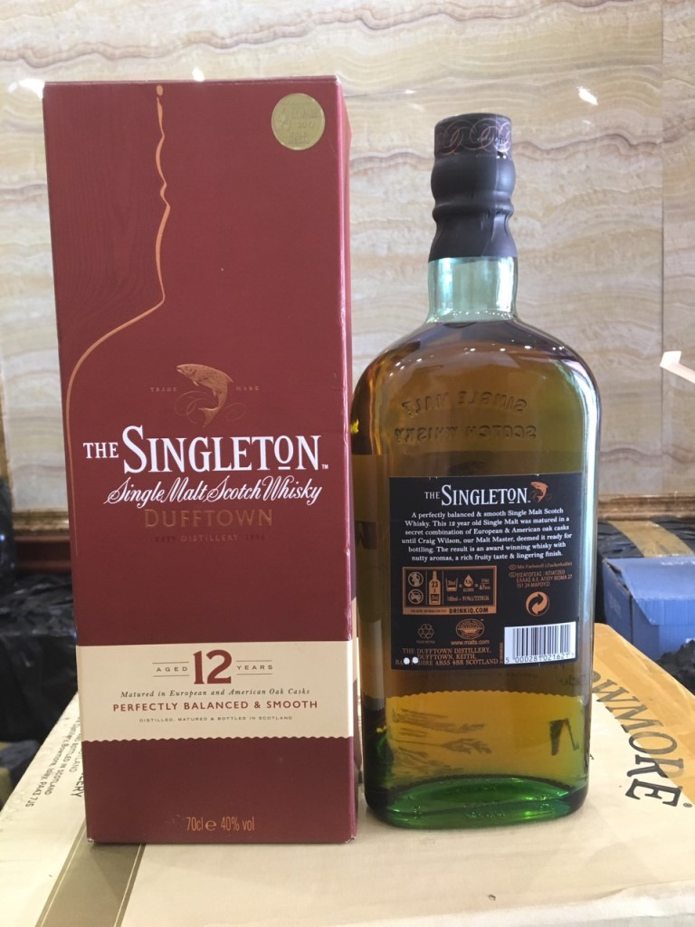 Singleton 12 4