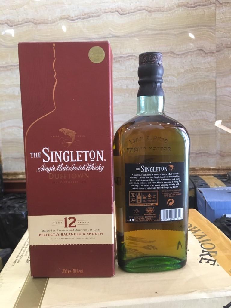 Singleton 12 5