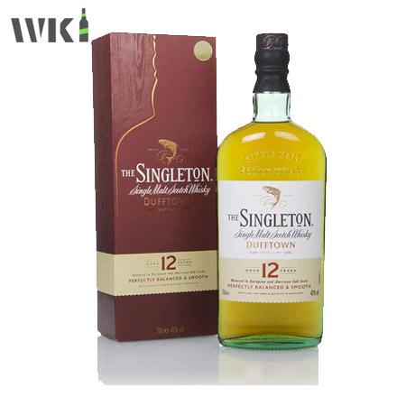 singleton 12 nam dufftown