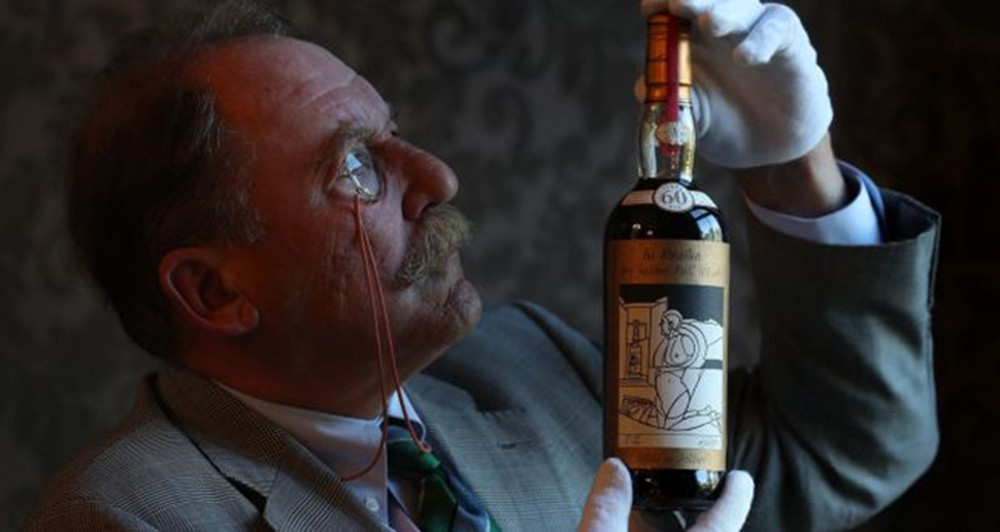 Chai ruou whisky ngon va hiem dat nhat the gioi